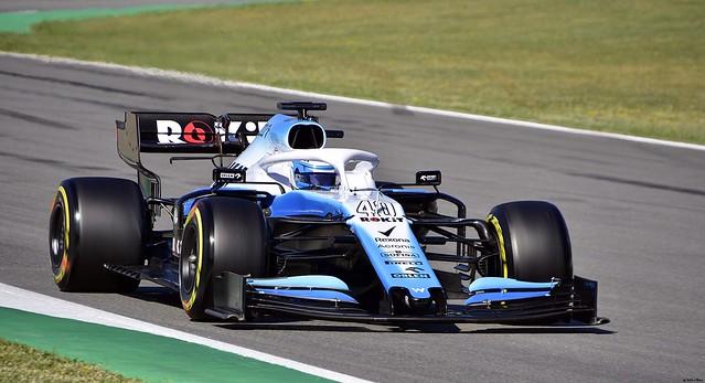 Williams FW42 / Nicholas Latifi / CAN / ROKiT Williams Racing