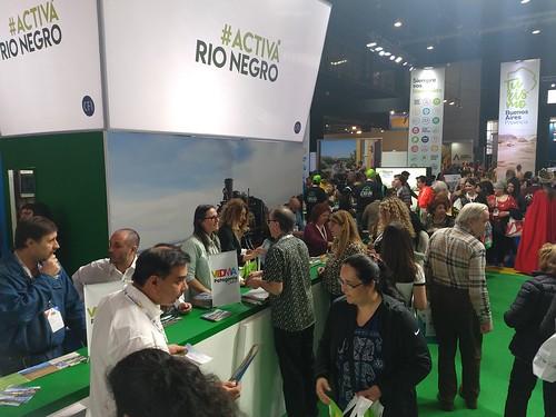 Río Negro en la Feria Internacional del Turismo