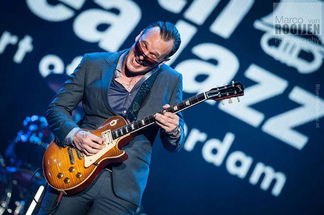 Blues Alive – Photo | Joe Bonamassa @ North Sea Jazz Festival 2016