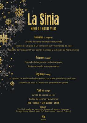 Cap d'Any a La Sinia