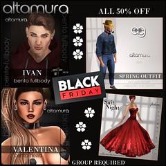 ALTAMURA BLACK FRIDAY 2019