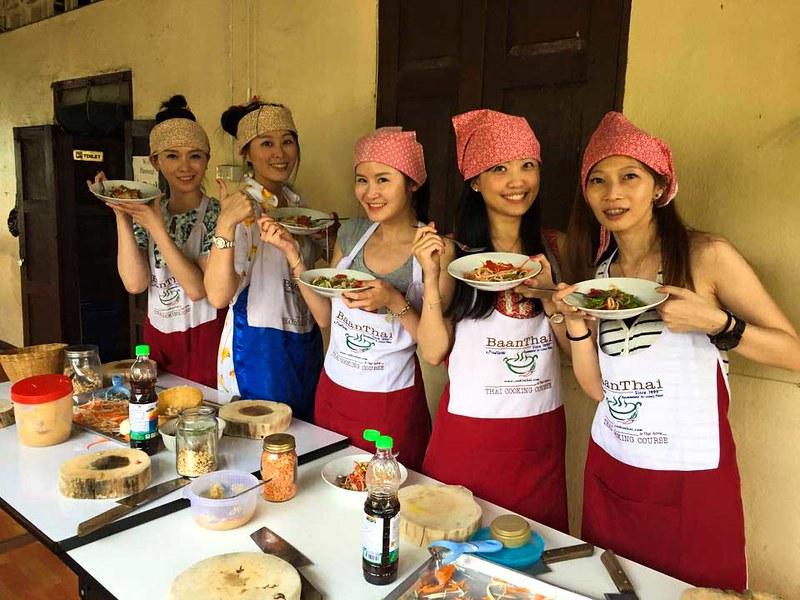 Baan Thai Cookery School (Chiang Mai, Thailand)