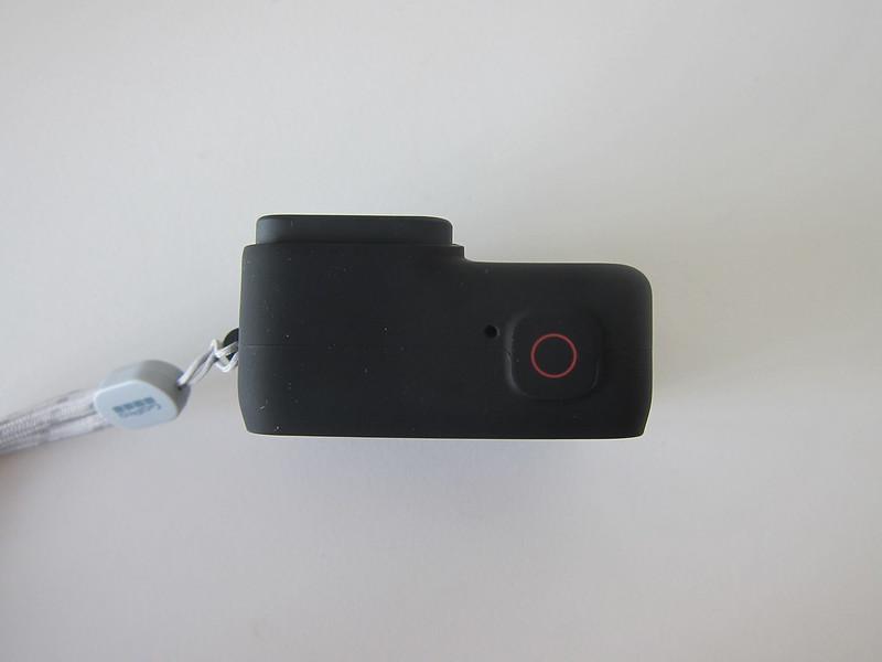 GoPro Sleeve - With GoPro Hero7 Black - Top