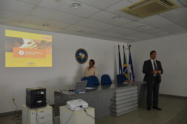 MPPE promove oficina de desdobramento da Gestão Estratégica em Vitória de Santo Antão