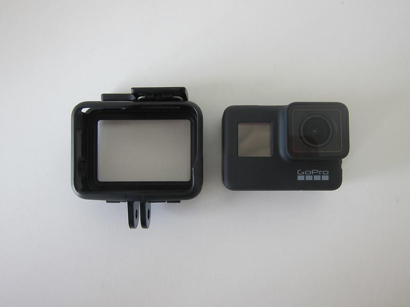 GoPro HERO7 Black - With GoPro Frame