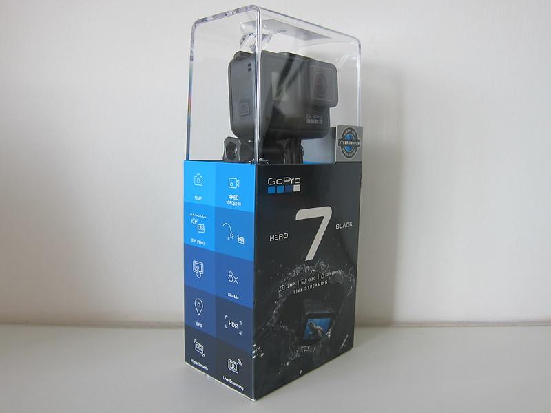 GoPro HERO7 Black - Box