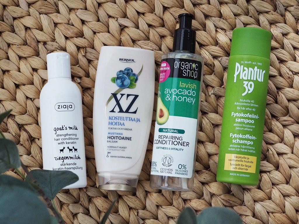 Kuukauden loppuneet kosmetiikkatuotteet marraskuu