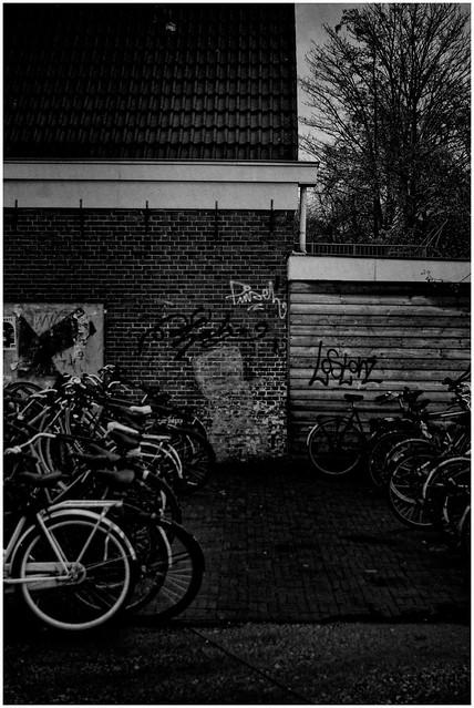 Groningen - On a grainy day