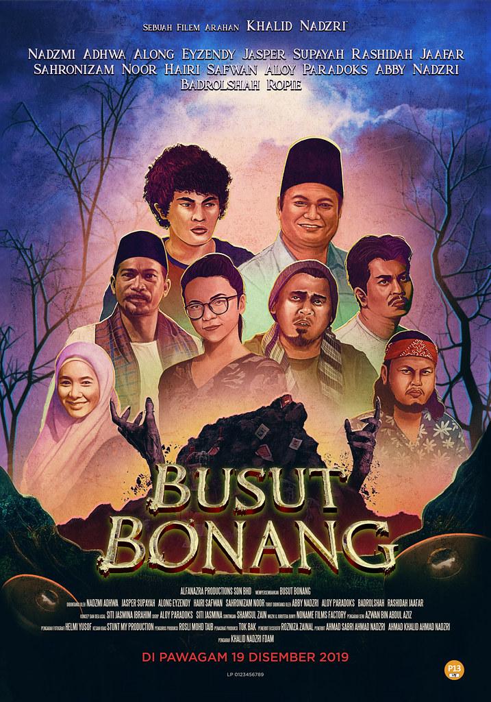 Official Poster - Busut Bonang