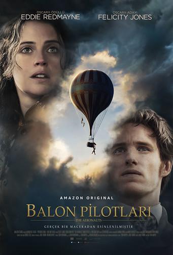Balon Pilotları - The Aeronauts