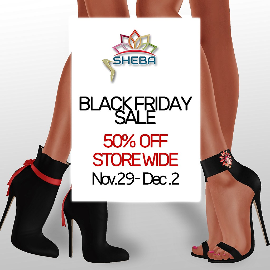 [Sheba] Black Friday 2019