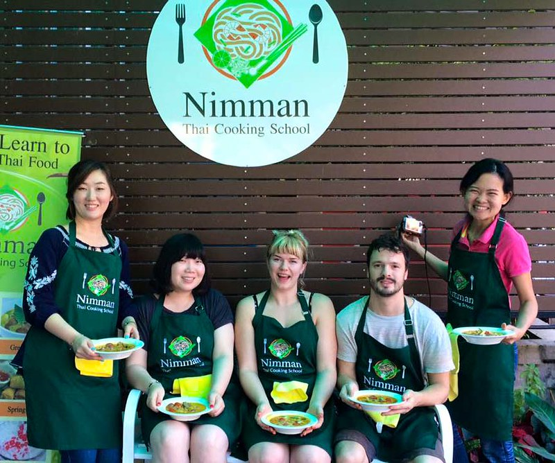 Nimman Thai Cooking School (Chiang Mai, Thailand) – Brochures, Info, Price, Reviews