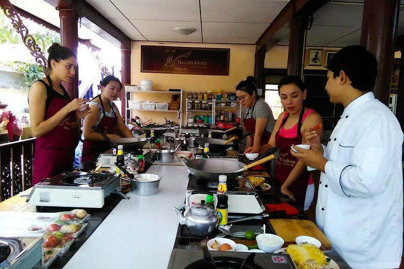 The Little Kitchen Thai Cookery School (Chiang Mai, Thailand) – Brochures, Info, Price & Reviews