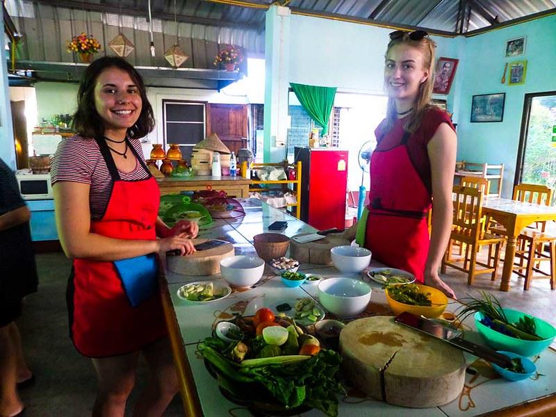 Bhum Thai Cookery School (Chiang Mai, Thailand)