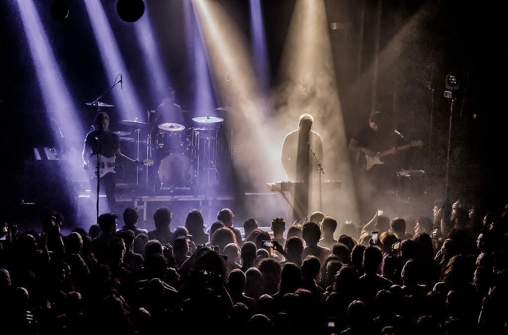Leprous 2019 en Apolo, Barcelona3