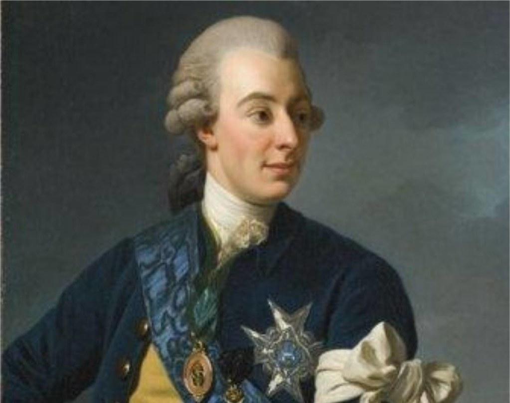 Gustavo III de Suecia