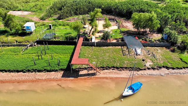 El Puntazo-Cabecera Puente Rosario-Victoria-Isla Libertad.Parador Wilson-Isla Invernada-Parana Viejo - 43