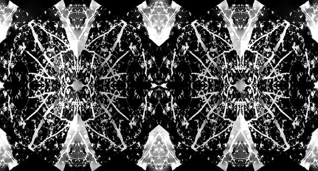 Modern Ink Blots - Rorschach test