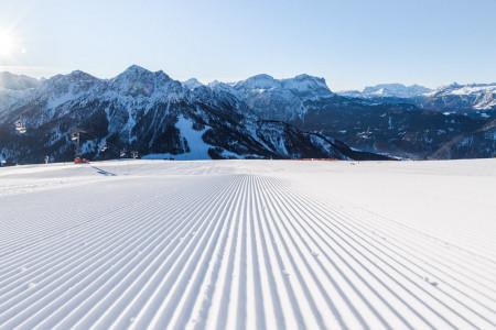 Aktuálně: zahájení sezóny v Alpách je štědré