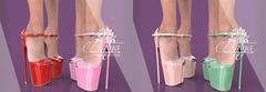 Phedora for Kinky Event - Katya Heels ♥