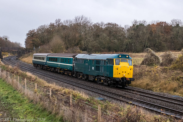 31128 at Besford [5Z31] 28.11.2019