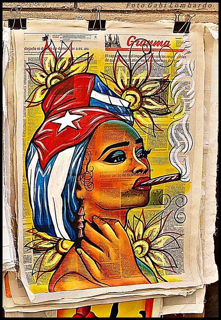 El Reto de noviembre : VICIO - el vicio cubano