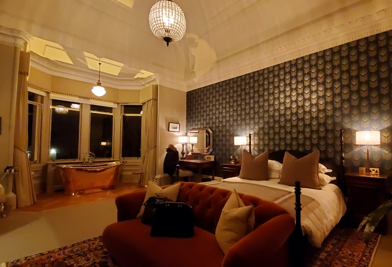 The Dunstane Suite Edinburgh