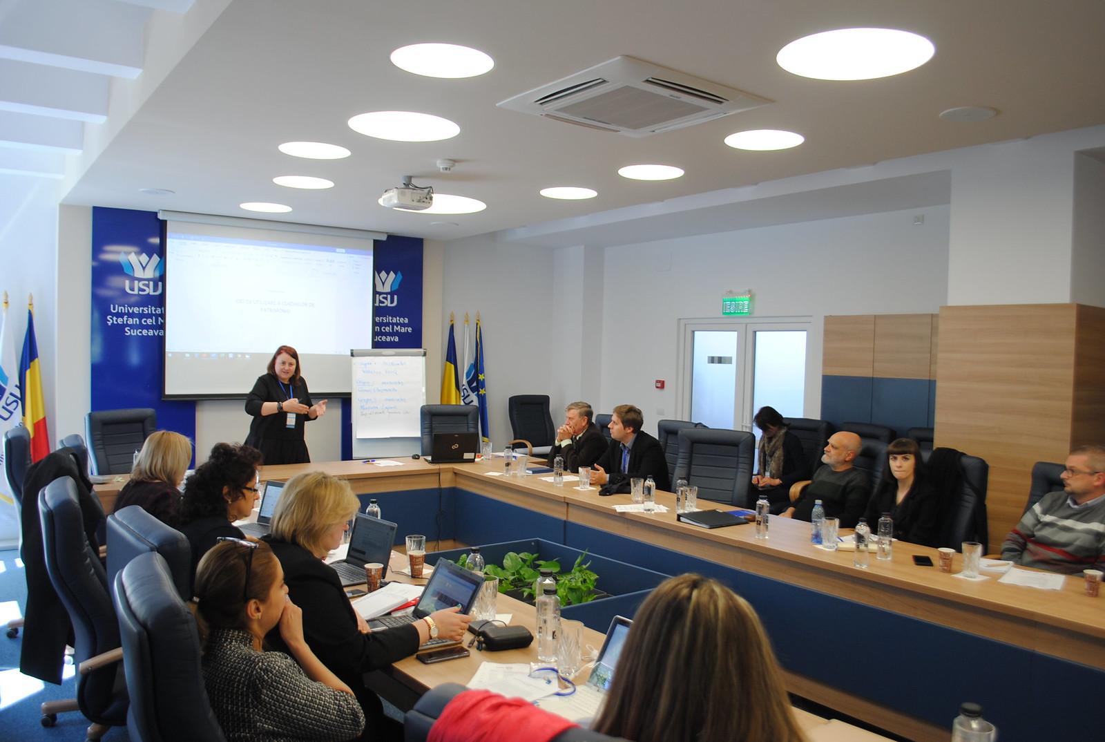 Workshop în domeniul dezvoltării antreprenoriale