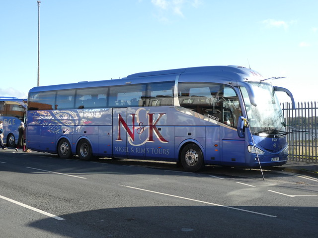 N&K ToursLT15NKT 191029 Fleetwood