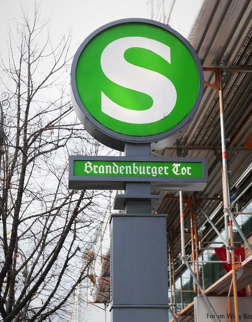 Next Stop Brandenburger Tor