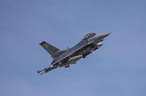 Nellis AFB F-16 Viper
