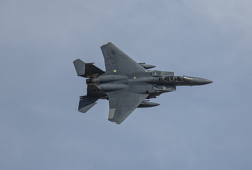 F-15E Strick Eagle Topside