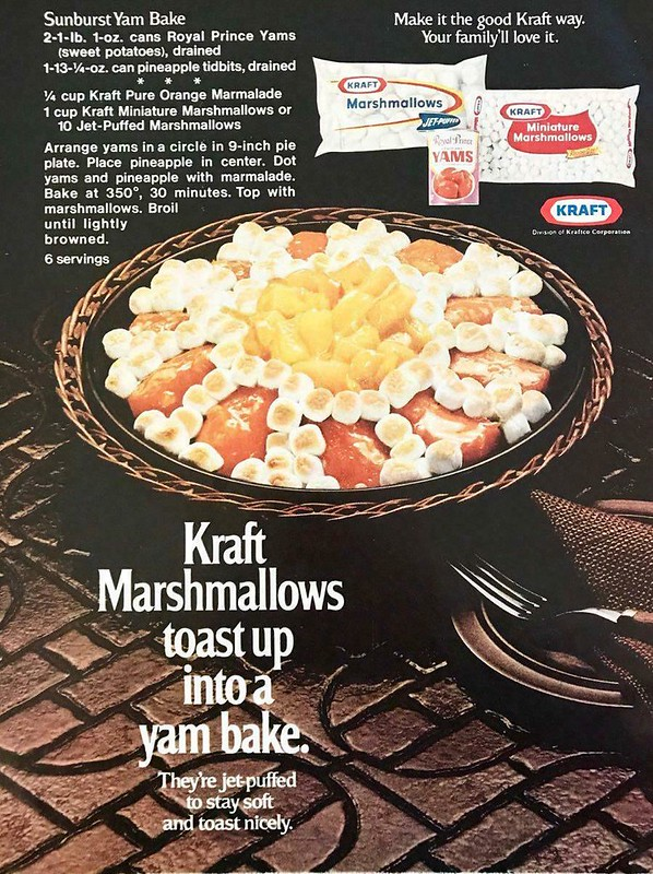 Kraft 1972 Thanks