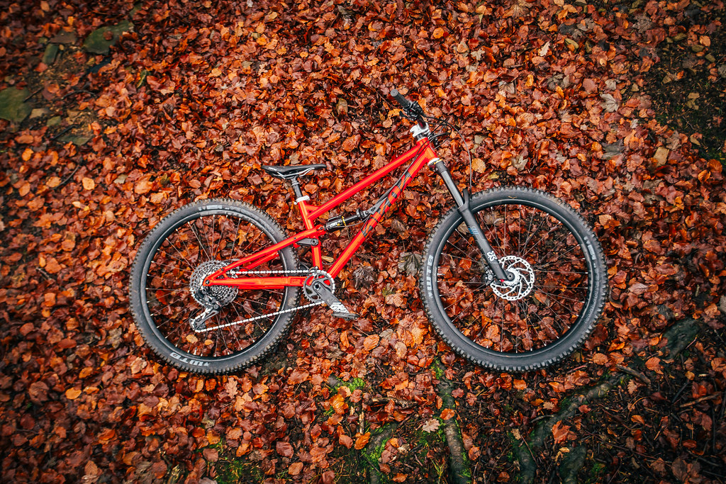 2020 Cotic FlareMAX, steel full suspension, what 29er trail bike?, 29er trail bike, 125mm travel, Reynolds 853, red dwarf