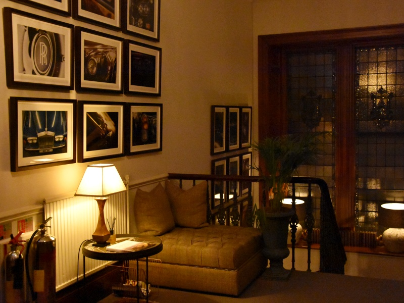 The Dunstane Houses Edinburgh