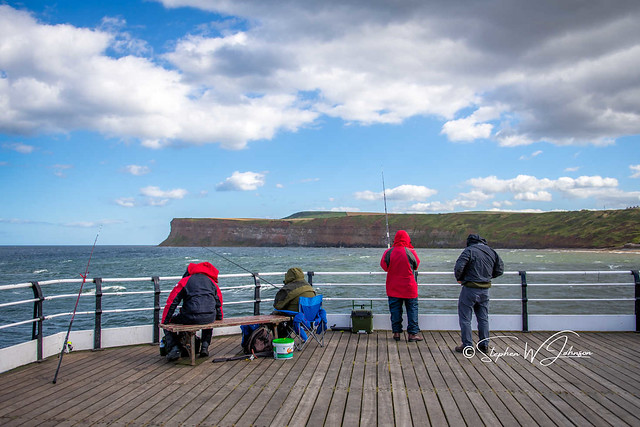 SJ2_1792 - Fishers of the Sea - Saltburn pier