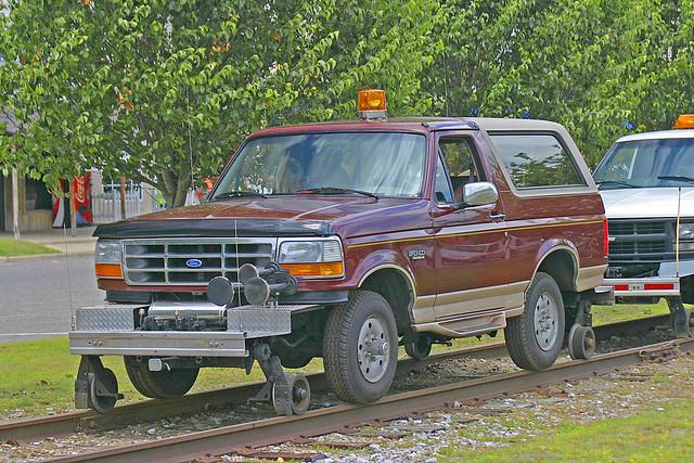 High Rail Trucks (1 of 2)