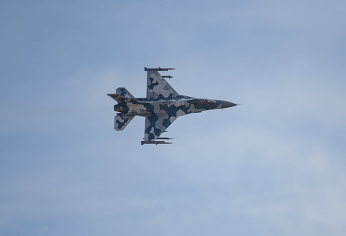 Top of the Blue Cammo Aggressor