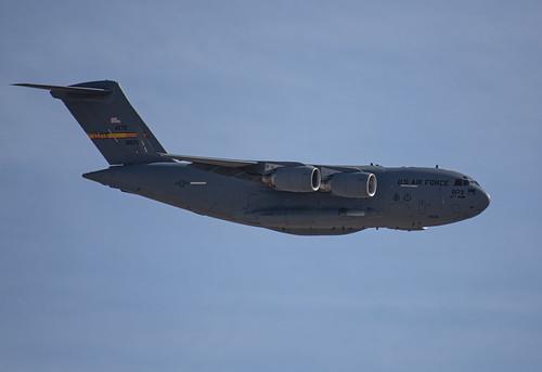C-17 From Altus AFB