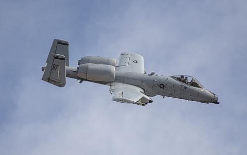 A-10 Thunderbolt II Bank
