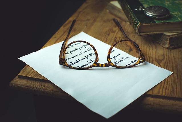 The secret correspondence
