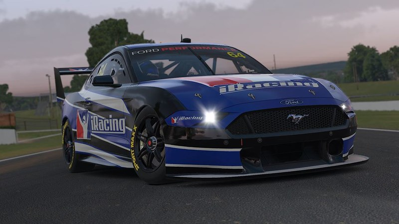 iRacing Ford Mustang GT