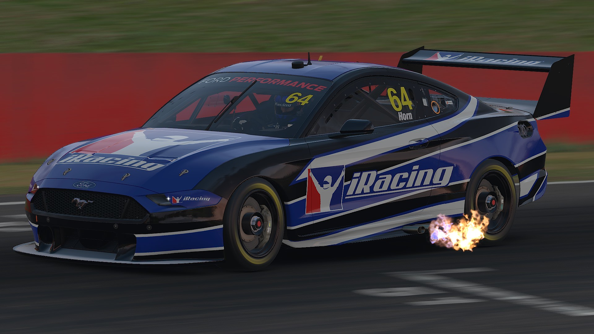 iRacing Ford Mustang GT 2