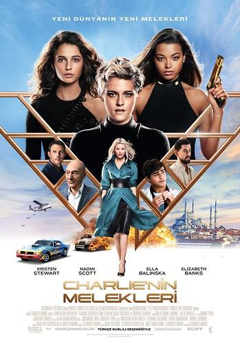 Charlie'nin Melekleri - Charlie's Angels (2019)