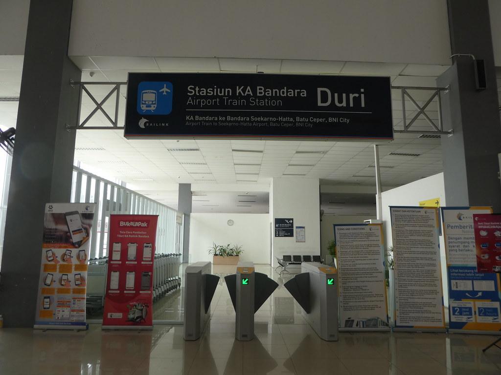 Duri Station, Jakarta