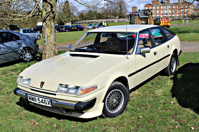 632 Rover 2300 SD1 (1982)