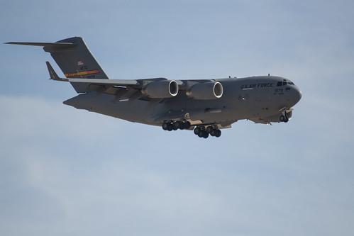 C-17 Globemaster III Gear Down