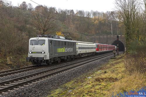 139 558 . RADVE + 420 442 . DB .  Eilendorf . 28.11.19.
