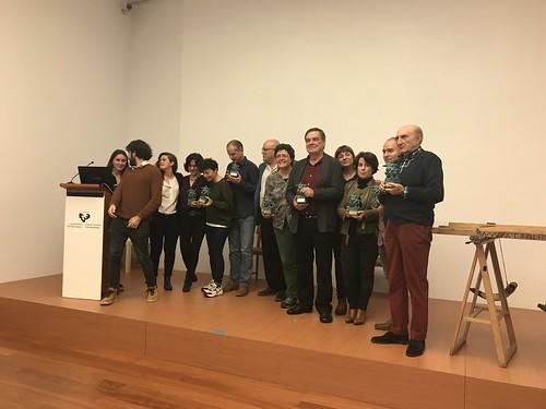 Premios BUBER Sariak 2019 y Datorrena 2020