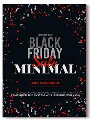 MINIMAL - Black Friday 2019